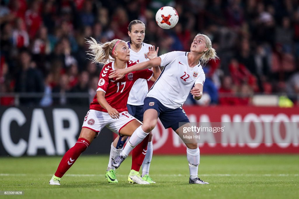 Norway v Denmark - UEFA Women's Euro 2017: Group A