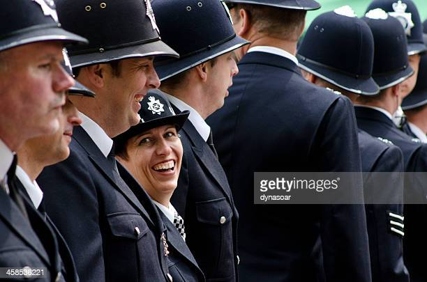 line of police at the royal wedding, london - metropolitan police stock pictures, royalty-free photos & images