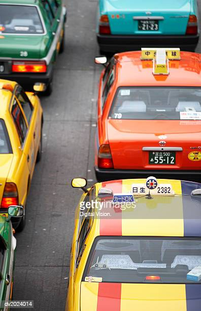 Line of Taxis, Japan