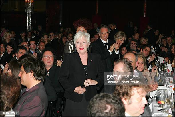 Line Renaud at Dalida TV Film Tribute To The Singer
