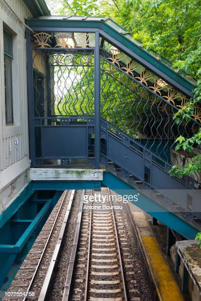 q line subway station, beverley road, brooklyn, new york, united states - beverley summers stock pictures, royalty-free photos & images