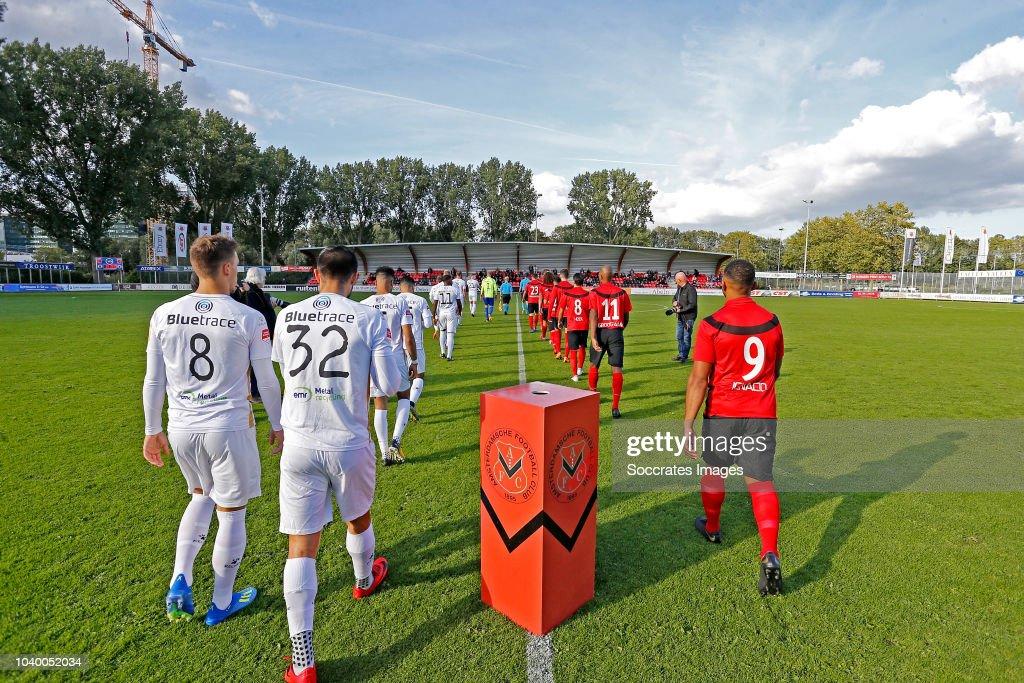 AFC v Telstar- KNVB Beker