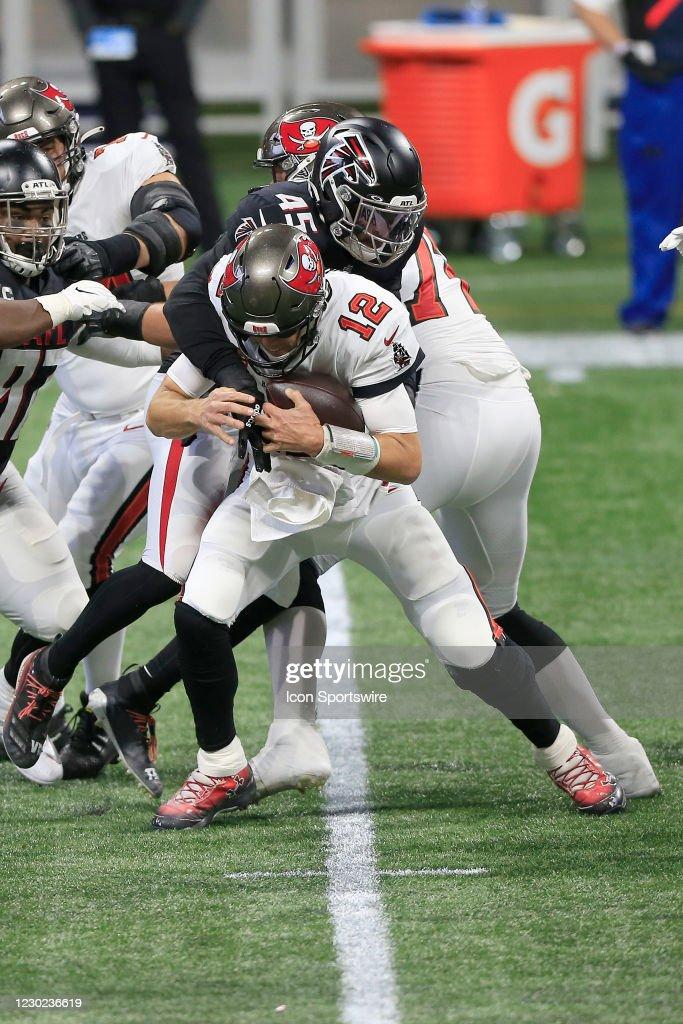NFL: DEC 20 Buccaneers at Falcons : News Photo