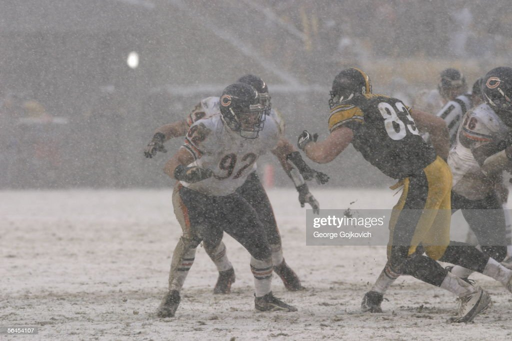 Chicago Bears v Pittsburgh Steelers : News Photo