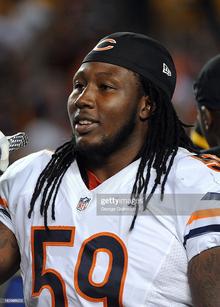 Chicago Bears v Pittsburgh Steelers : News Photo