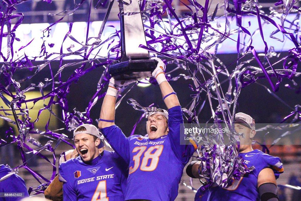 Mountain West Championship - Fresno State v Boise State : News Photo