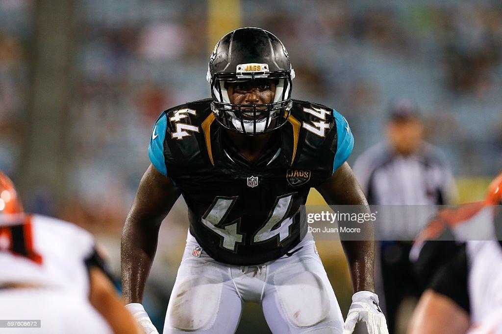 Cincinnati Bengals v Jacksonville Jaguars : News Photo