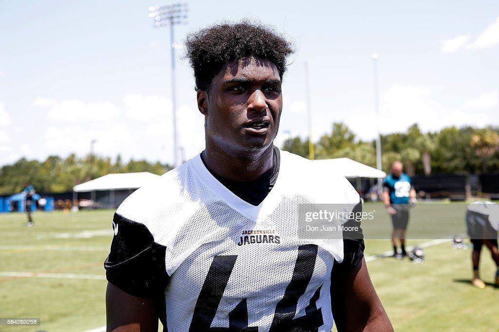 Jacksonville Jaguars Training Camp : News Photo
