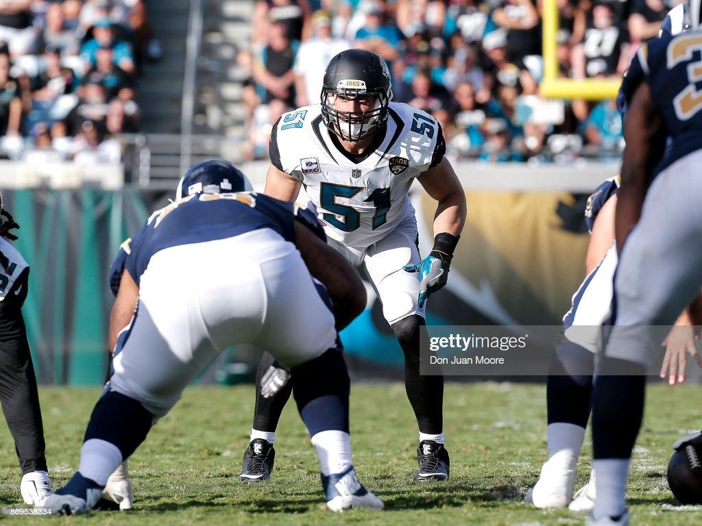 Los Angeles Rams v Jacksonville Jaguars : News Photo