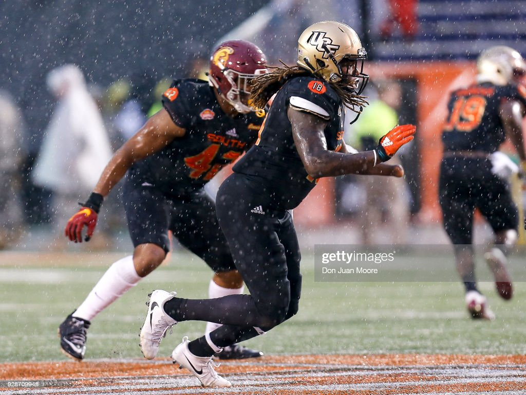 Reese's Senior Bowl : News Photo