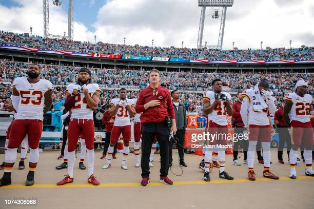 Linebacker Zach Brown Cornerback Josh Norman Cornerback Fabian Moreau Head Coach Jay Gruden Cornerback Danny Johnson Safety Montae Nicholson and...