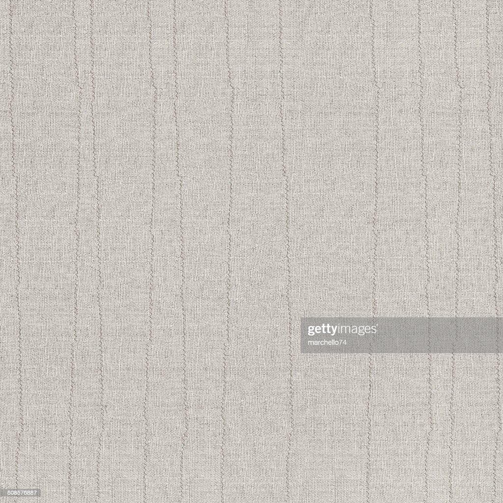 Linen background with thread : Stock Photo