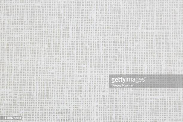 linen canvas texture background - extreme close up stock pictures, royalty-free photos & images