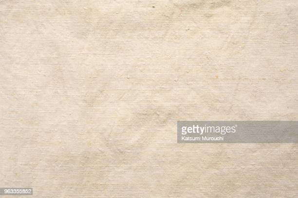linen fabric texture background - linen stock photos and pictures
