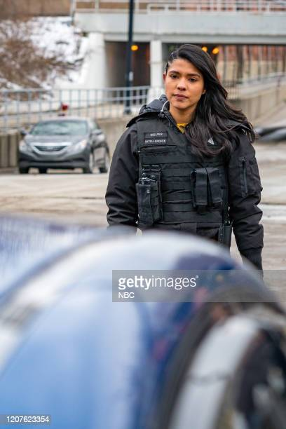 D Lines Episode 718 Pictured Lisseth Chavez as Vanessa Rojas