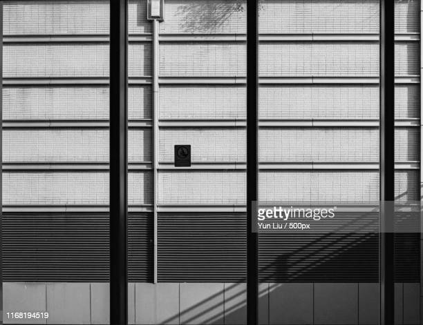 lines, light and shadow (black and white) - liu he stock pictures, royalty-free photos & images