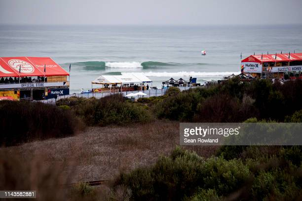 Lineup at Trestles for the 2016 Hurley Pro at Trestles, San Clemente, CA, USA.