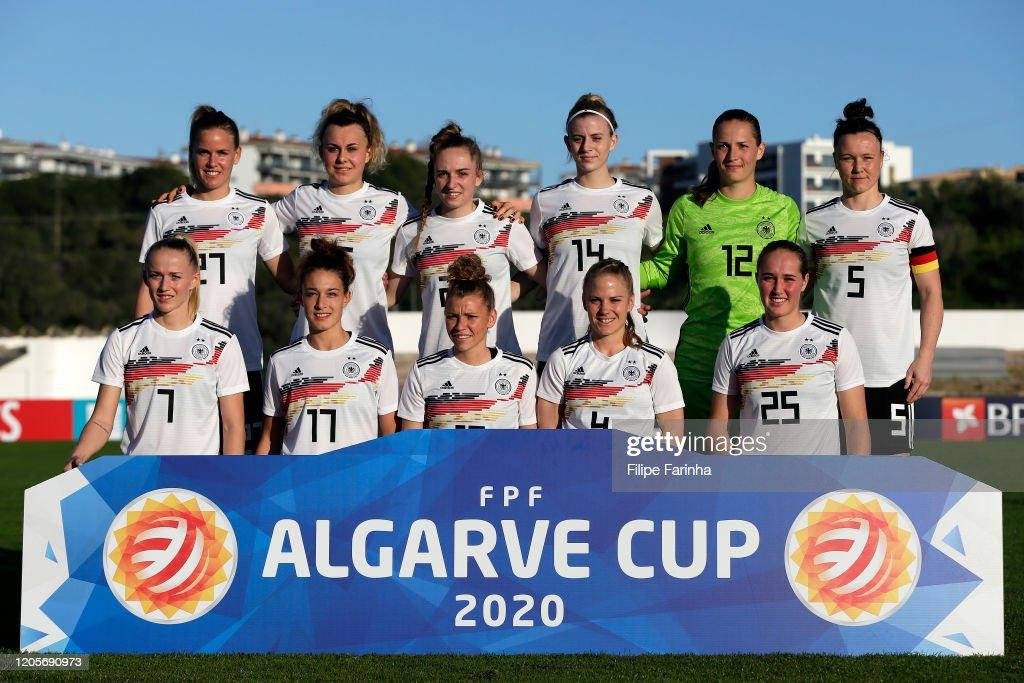Germany v Norway - Algarve Cup : ニュース写真