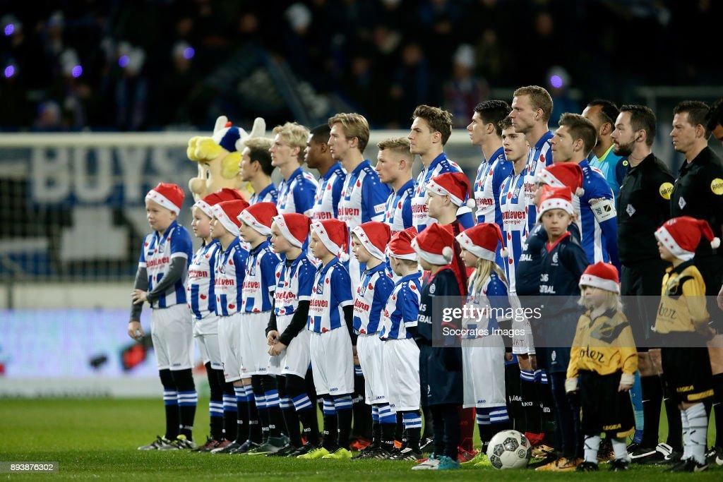 Heerenveen v NAC Breda - Eredivisie