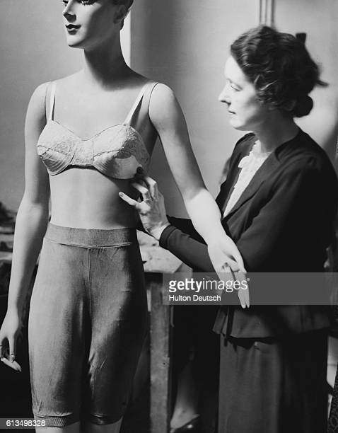 Lingerie for Women in the Auxiliary Territorial Service