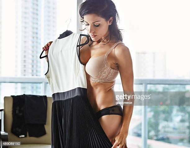 lingerie is that inner, secret glamour - voluptuous black women stock photos and pictures