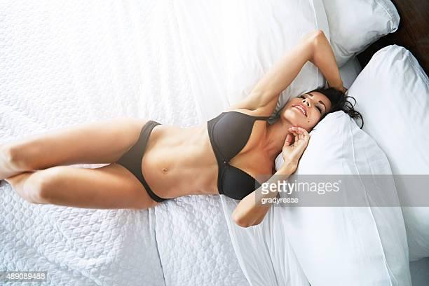 lingerie should love your curves - voluptuous black women stock photos and pictures
