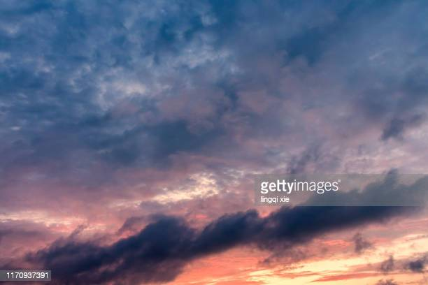 lingering light of the setting sun - lingering stock pictures, royalty-free photos & images
