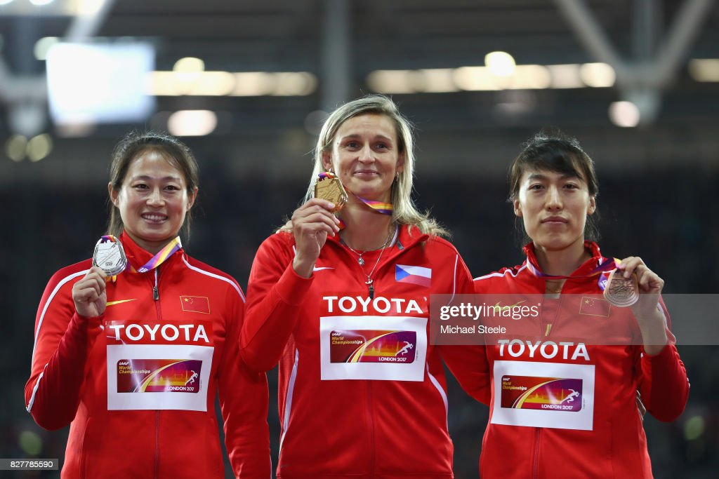 16th IAAF World Athletics Championships London 2017 - Day Five : News Photo