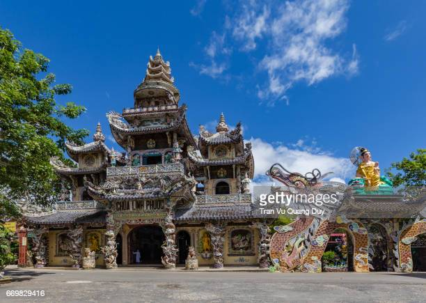 Linh Phuoc Buddhist Pagoda, Dalat, Central Highlands, Lam Dong Province, Vietnam