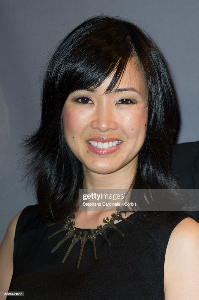 Linh-Dan Pham attends the Tribute to Quentin Tarantino, during the 5th Lumiere Film Festival, in Lyon.