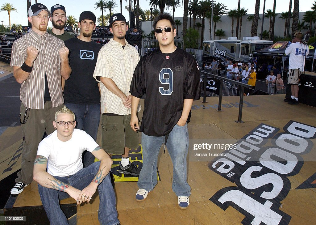 Linkin Park At Boost Mobile Pro Skateboarding - The Richest Skateboarding