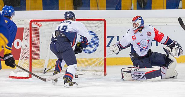 CHE: HC Davos v Linkoping HC - Champions Hockey League