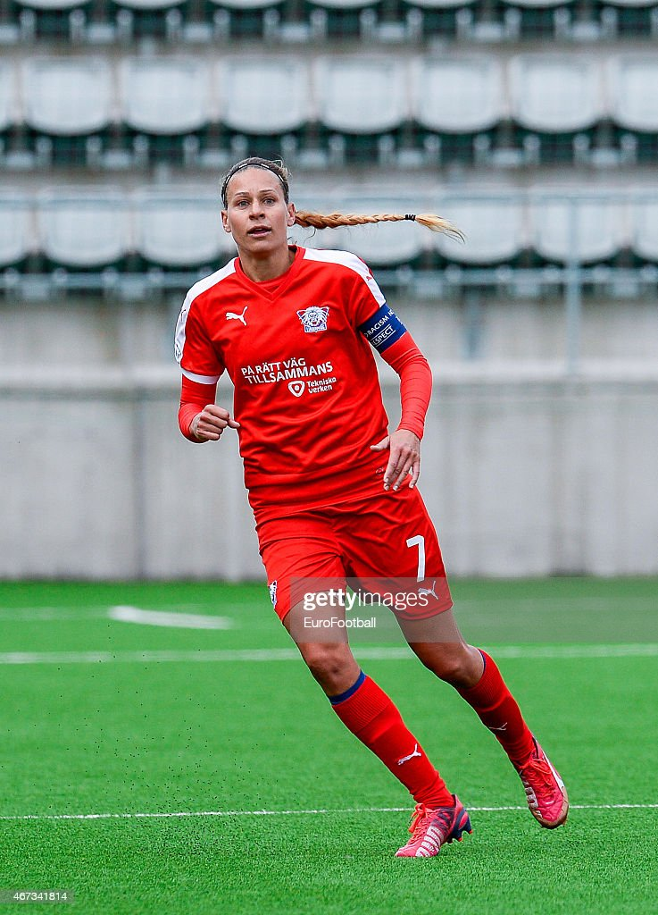 Linkopings FC  v Brondby IF - UEFA Womens Champions League Quarter Final