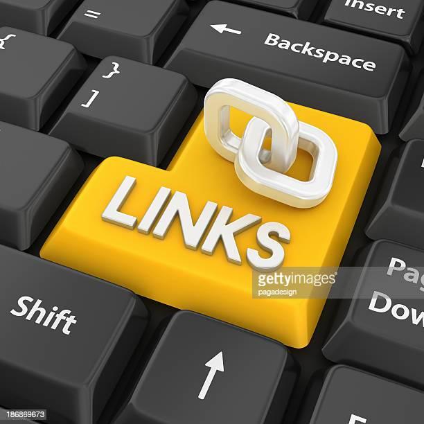 links enter key