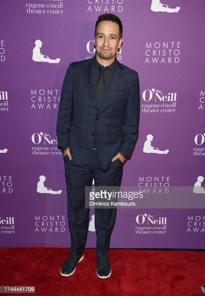 LinManuel Miranda attends 19th Annual Monte Cristo Award at Edison Ballroom on April 22 2019 in New York City