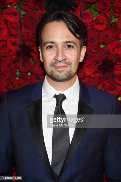 LinManuel Miranda attends the 2019 Maestro Cares Gala at Cipriani Wall Street on March 14 2019 in New York City