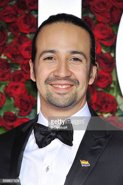 LinManuel Miranda attends the 70th Annual Tony Awards at the Beacon Theatre on June 12 2016 in New York City