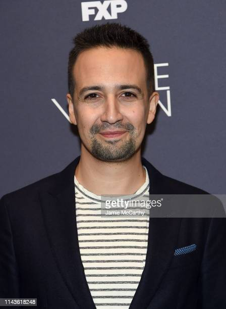 LinManuel Miranda attends the Fosse/Verdon Screening And Conversation at 92nd Street Y on April 18 2019 in New York City