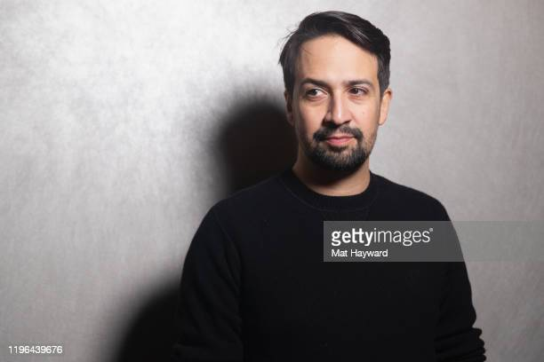 LinManuel Miranda attends the official after party for Siempre Luis at The Latinx House on January 25 2020 in Park City Utah