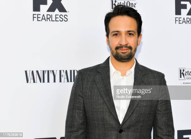 LinManuel Miranda attends Vanity Fair and FX's Annual Primetime Emmy Nominations Party on September 21 2019 in Century City California