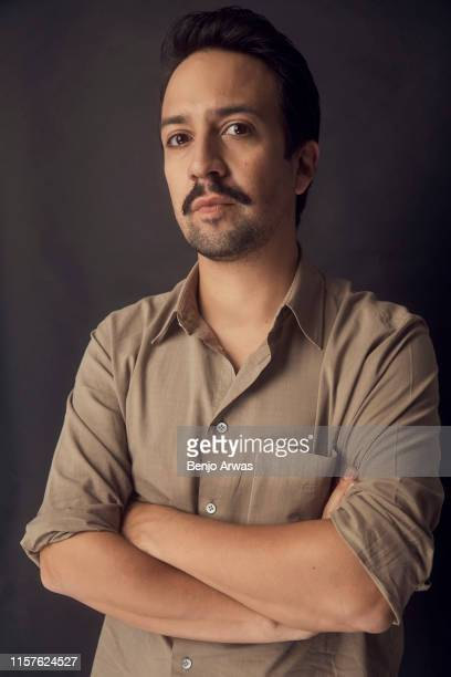 LinManuel Miranda of BBC One and HBO's 'His Dark Materials' poses for a portrait during the 2019 Summer TCA Portrait Studio at The Beverly Hilton...
