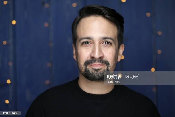 LinManuel Miranda of 'Siempre Luis' attends the IMDb Studio at Acura Festival Village on location at the 2020 Sundance Film Festival – Day 2 on...