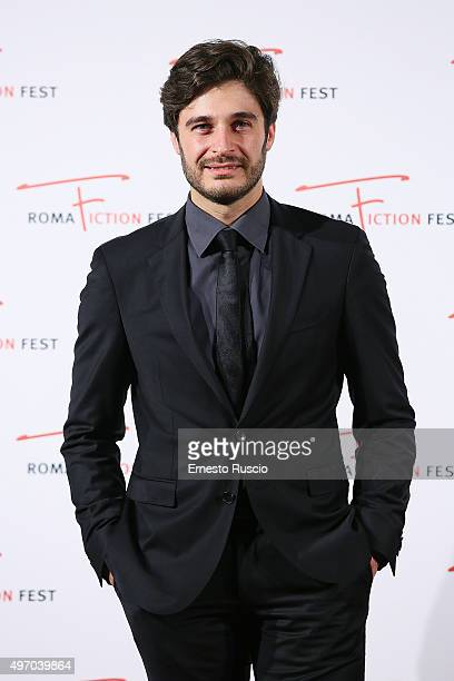 Lino Guanciale attends the 'Il Sistema' red carpet at Cinema Adriano on November 13 2015 in Rome Italy
