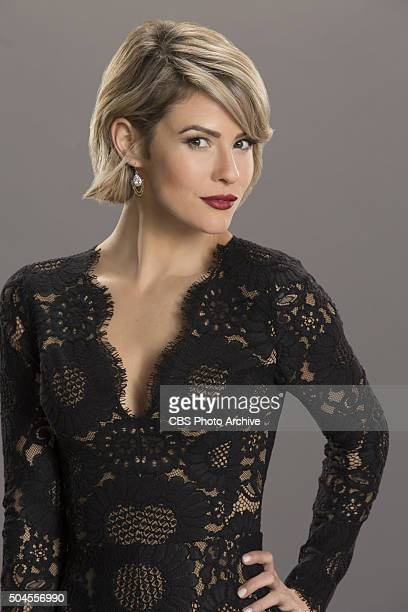 Linsey Godfrey as Caroline Spencer on the CBS series THE BOLD AND THE BEAUTIFUL airing weekdays on the CBS Television Network