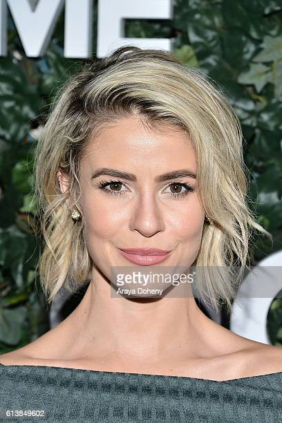 Linsey Godfrey attends the CBS Daytime for 30 Years event at The Paley Center for Media on October 10 2016 in Beverly Hills California
