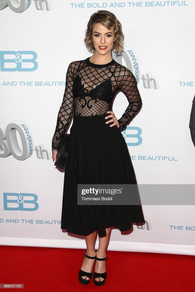 """CBS's """"The Bold And The Beautiful"""" 30th Anniversary Party - Arrivals"""