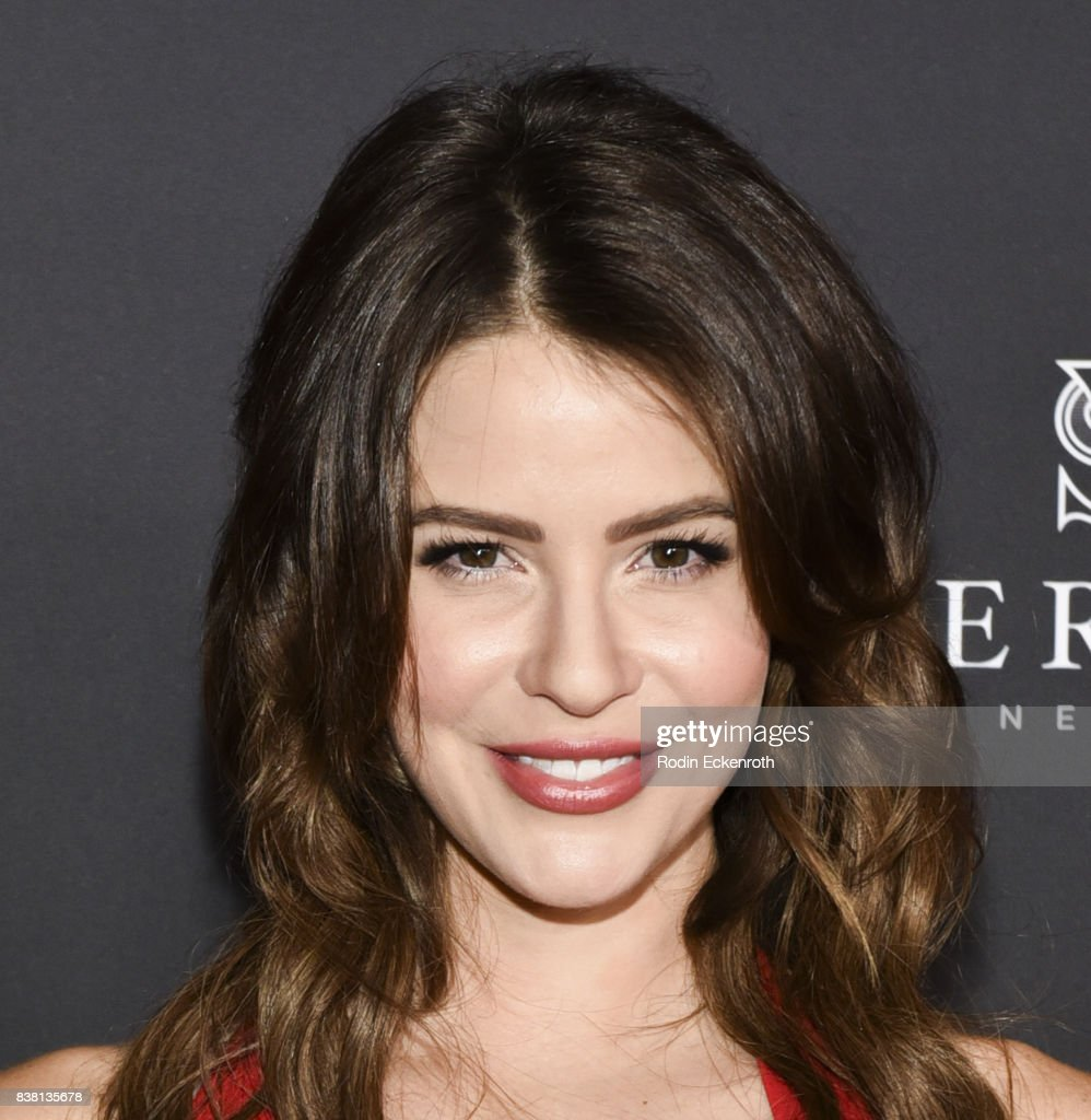 Linsey Godfrey attends the Television Academy's Cocktail Reception with Stars of Daytime Television Celebrating 69th Emmy Awards at Saban Media Center on August 23, 2017 in North Hollywood, California.