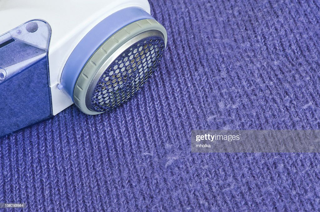 Lint remover : Stock Photo
