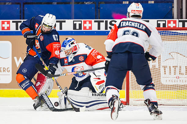 SWE: Vaxjo Lakers  v ZSC Lions Zurich - Champions Hockey League