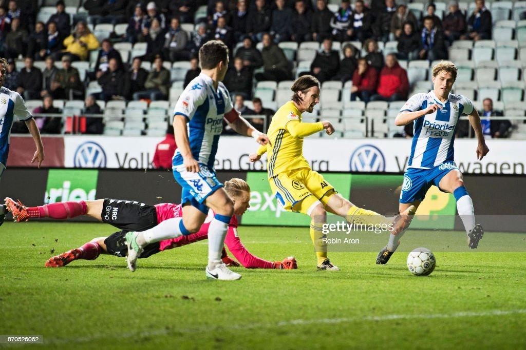 IFK Goteborg v GIF Sundvall - Allsvenskan : News Photo